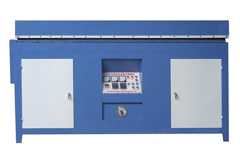 TM2300双面真空覆膜机